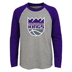 Boys 4-18 Sacramento Kings Fadaway Tee