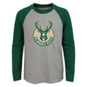 Boys 4-18 Milwaukee Bucks Fadaway Tee