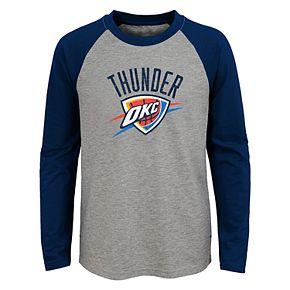 Boys 4-18 Oklahoma City Thunder Fadaway Tee
