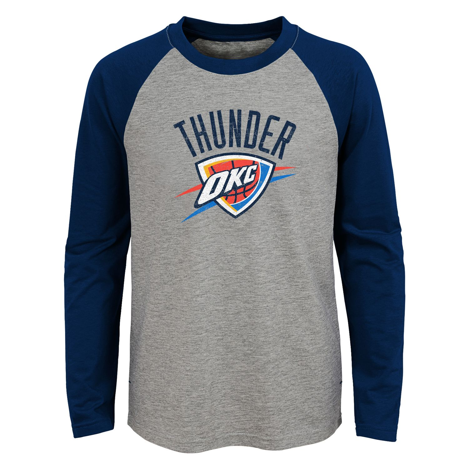 Great Boys 4 18 Oklahoma City Thunder Fadaway Tee