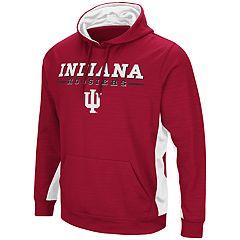 Men's Indiana Hoosiers Setter Pullover Hoodie