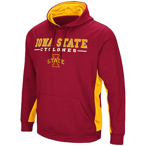 Men's Iowa State Cyclones Setter Pullover Hoodie