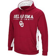 Men's Oklahoma Sooners Setter Pullover Hoodie