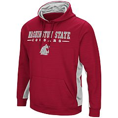 Men's Washington State Cougars Setter Pullover Hoodie
