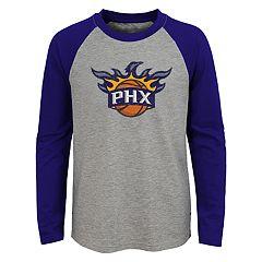 Boys 4-18 Phoenix Suns Fadaway Tee