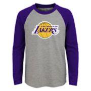 Boys 4-18 Los Angeles Lakers Fadaway Tee