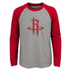 Boys 4-18 Houston Rockets Fadaway Tee