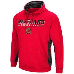 Men's Maryland Terrapins Setter Pullover Hoodie