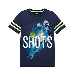 Boys 4-12 Carter's Striped Sporty Tee