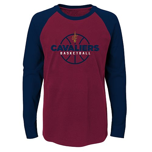 Boys 4-18 Cleveland Cavaliers Destroyer Tee