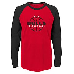 Boys 4-18 Chicago Bulls Destroyer Tee