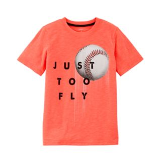 Boys 4-12 Carter's Active Sport Graphic Tee