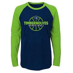 Boys 4-18 Minnesota Timberwolves Destroyer Tee