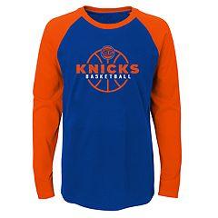 Boys 4-18 New York Knicks Destroyer Tee