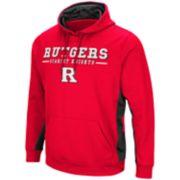 Men's Rutgers Scarlet Knights Setter Pullover Hoodie