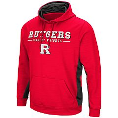 Men's Rutgers Scarlet Knights Setter Pullover Hoodie