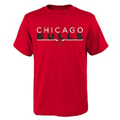 Boys 4-18 Chicago Bulls Tactic Tee