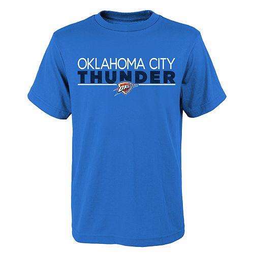 Boys 4-18 Oklahoma City Thunder Tactic Tee