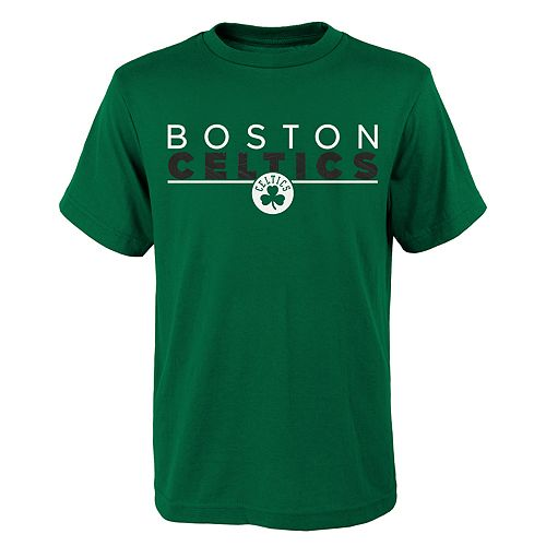 Boys 4-18 Boston Celtics Tactic Tee