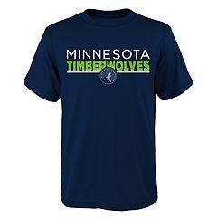 Boys 4-18 Minnesota Timberwolves Tactic Tee
