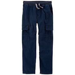 Boys 4-12 Carter's Cargo Pants
