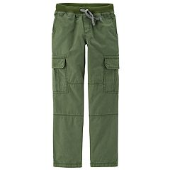 Boys 4-12 Carter's Cargo Pants