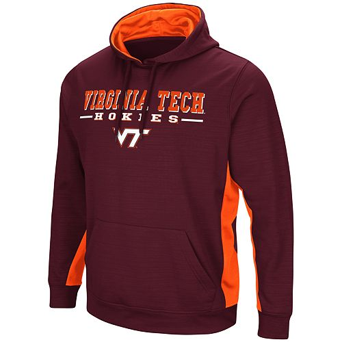 Men's Virginia Tech Hokies Setter Pullover Hoodie