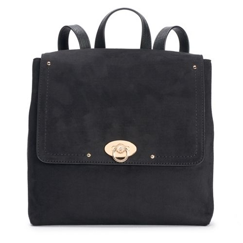 LC Lauren Conrad Abby Solid Backpack
