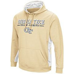 Men's Georgia Tech Yellow Jackets Setter Pullover Hoodie