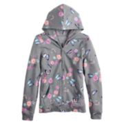 Girls 7-16 & Plus Size SO® Easy Zip Hoodie Sweatshirt