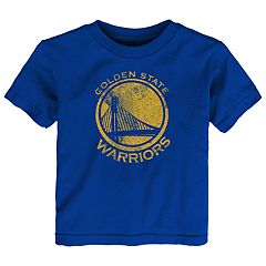 Toddler Golden State Warriors Logo Tee