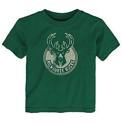Baby Milwaukee Bucks Logo Tee