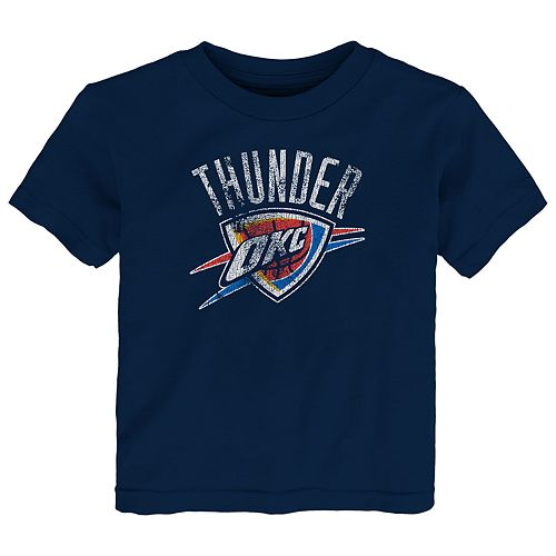 Toddler Oklahoma City Thunder Logo Tee