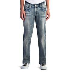 Men's Rock & Republic  Hustle Stretch Straight-Leg Jeans