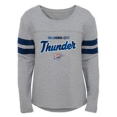 Girls 7-16 Oklahoma City Thunder Three Points Tee