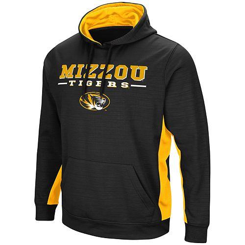 Men's Missouri Tigers Setter Pullover Hoodie