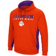 Men's Clemson Tigers Setter Pullover Hoodie