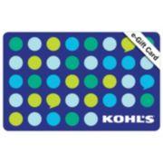 Blue Dots E-Gift Card