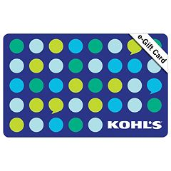 Blue Dots E-Gift Card