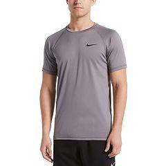 Men's Nike Solid Dri-Fit Hydroguard Swim Tee