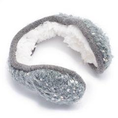 Cuddl Duds Faux-Fur Lined Ear Warmers