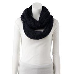 Women's Cuddl Duds Knit Infinity Scarf