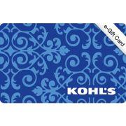 Blue Flourish E-Gift Card