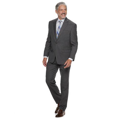 Men's Chaps Classic-Fit Stretch Suit