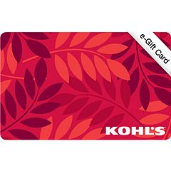 Red Leaves E-Gift Card