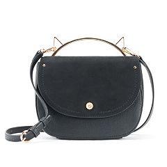 LC Lauren Conrad Holly Cat Ears Crossbody Bag