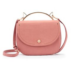 LC Lauren Conrad Holly Cat Ears Crossbody Bag