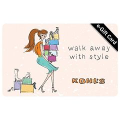 Walk Away With Style E-Gift Card