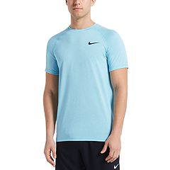 Men's Nike Dri-Fit Heathered Hydroguard Swim Tee