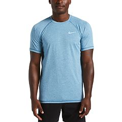Men's Nike Solid Dri-Fit Hydroguard Swim Tee